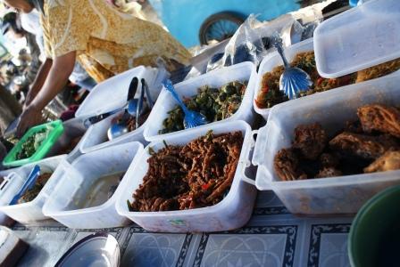 penerangan makanan tradisional india